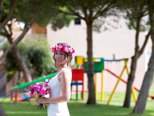 La boda de Ángel y Ana en Chiclana De La Frontera, Cádiz 18