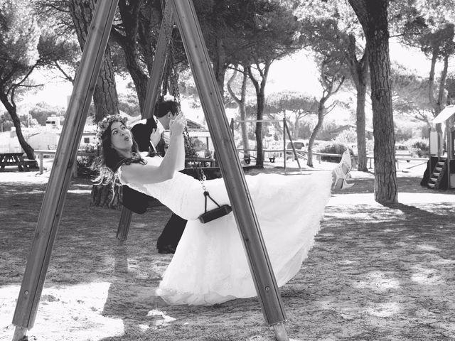 La boda de Ángel y Ana en Chiclana De La Frontera, Cádiz 54