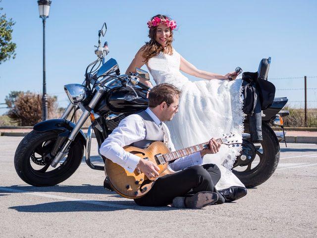 La boda de Ángel y Ana en Chiclana De La Frontera, Cádiz 60