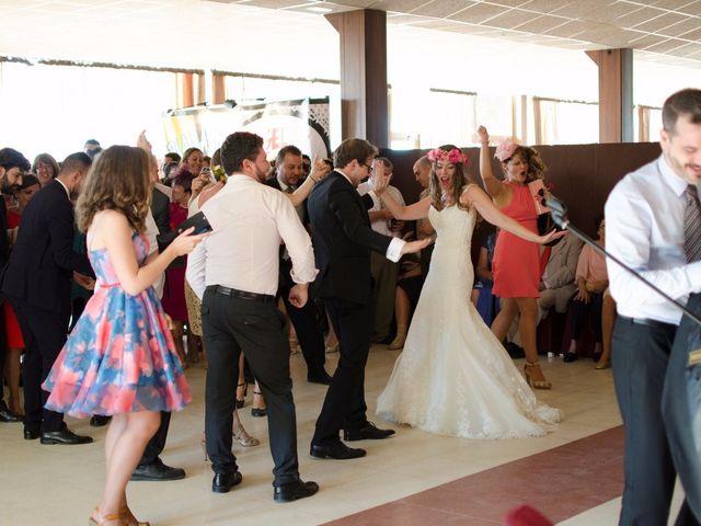 La boda de Ángel y Ana en Chiclana De La Frontera, Cádiz 66