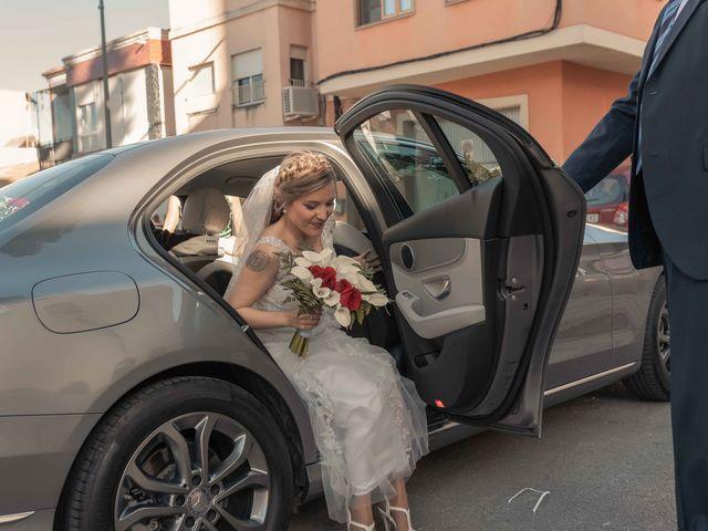 La boda de Noe y Urrios en Torre Pacheco, Murcia 15