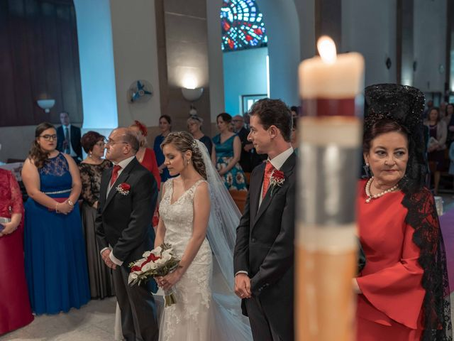 La boda de Noe y Urrios en Torre Pacheco, Murcia 20