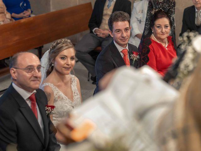 La boda de Noe y Urrios en Torre Pacheco, Murcia 22