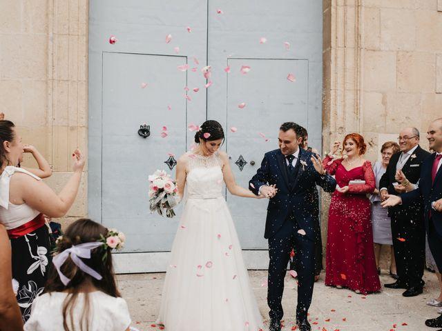 La boda de Ramón y Patricia