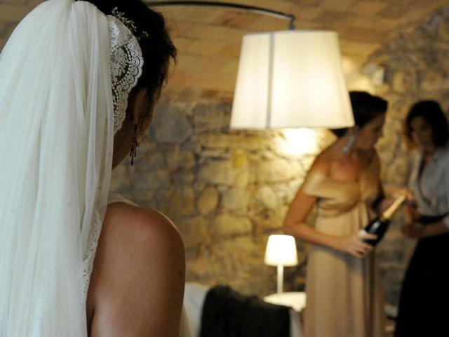La boda de Nick y Núria en Sant Ferriol, Girona 5
