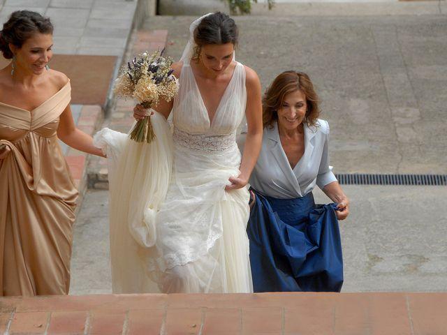 La boda de Nick y Núria en Sant Ferriol, Girona 6