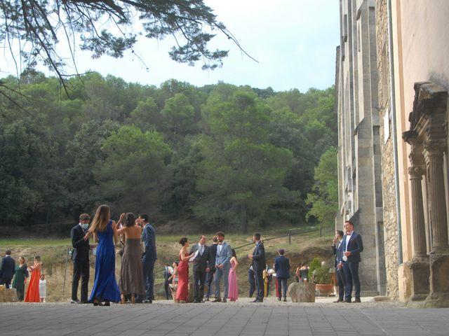 La boda de Nick y Núria en Sant Ferriol, Girona 7