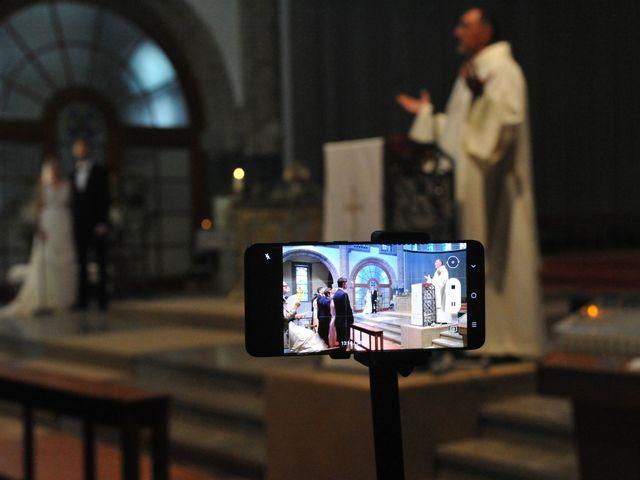 La boda de Nick y Núria en Sant Ferriol, Girona 9
