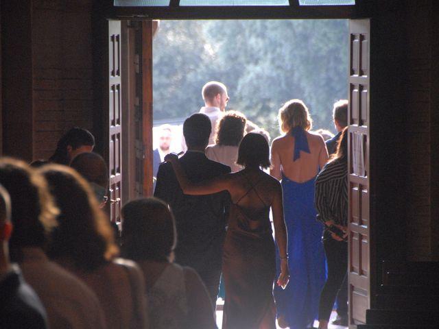 La boda de Nick y Núria en Sant Ferriol, Girona 13