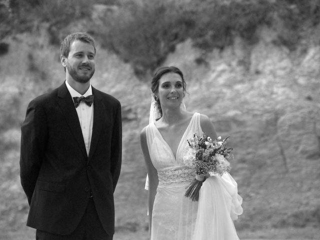 La boda de Nick y Núria en Sant Ferriol, Girona 16