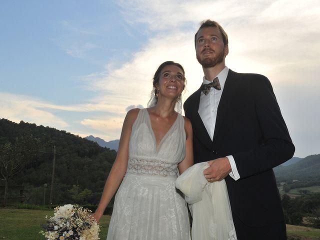 La boda de Nick y Núria en Sant Ferriol, Girona 19