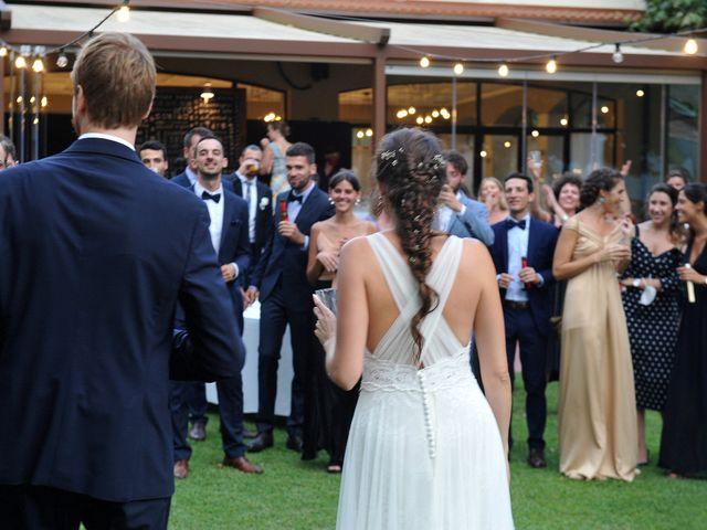 La boda de Nick y Núria en Sant Ferriol, Girona 21