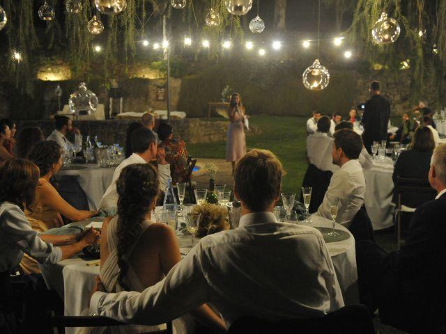 La boda de Nick y Núria en Sant Ferriol, Girona 23