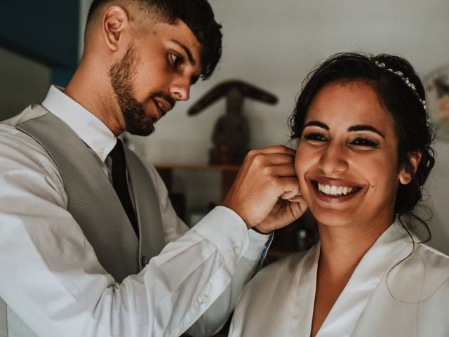 La boda de Marco y Dévora en Tacoronte, Santa Cruz de Tenerife 3