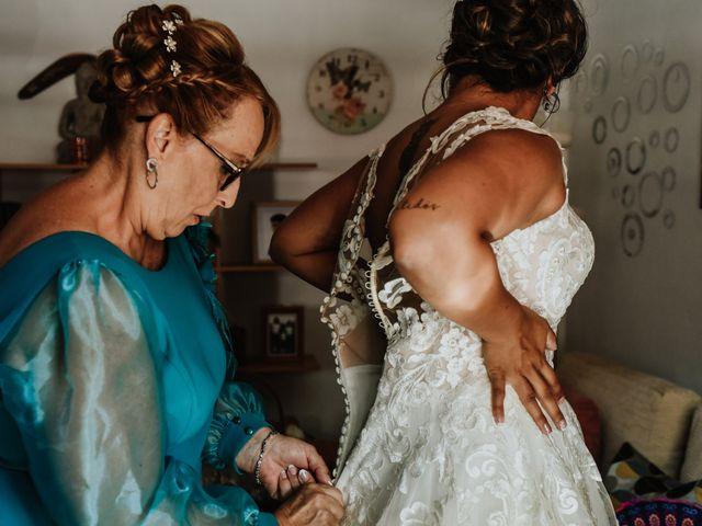 La boda de Marco y Dévora en Tacoronte, Santa Cruz de Tenerife 4