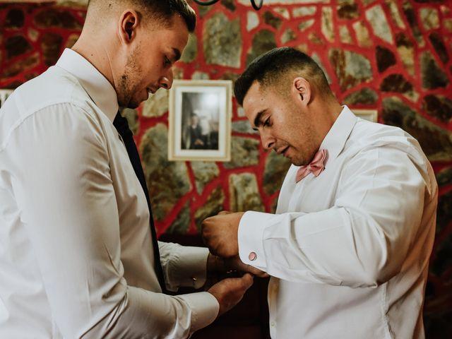 La boda de Marco y Dévora en Tacoronte, Santa Cruz de Tenerife 5