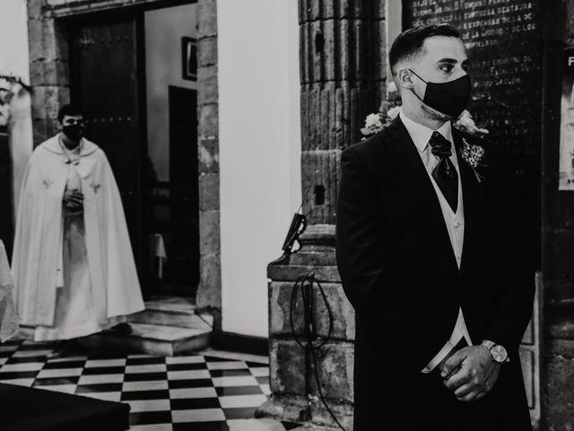 La boda de Marco y Dévora en Tacoronte, Santa Cruz de Tenerife 11