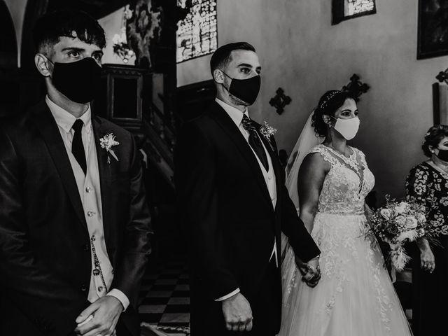 La boda de Marco y Dévora en Tacoronte, Santa Cruz de Tenerife 16