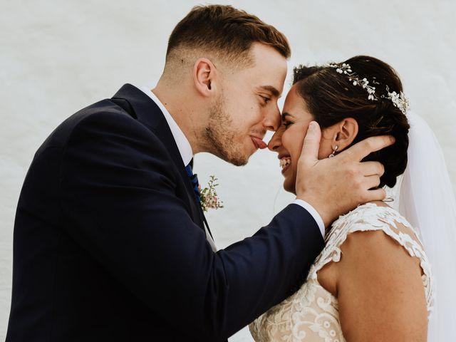 La boda de Marco y Dévora en Tacoronte, Santa Cruz de Tenerife 20