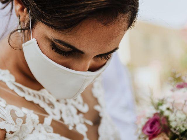 La boda de Marco y Dévora en Tacoronte, Santa Cruz de Tenerife 29