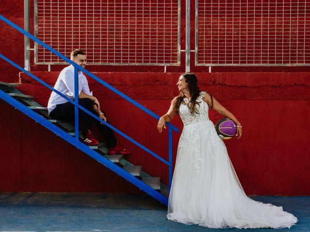 La boda de Marco y Dévora en Tacoronte, Santa Cruz de Tenerife 49