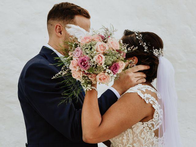 La boda de Marco y Dévora en Tacoronte, Santa Cruz de Tenerife 21