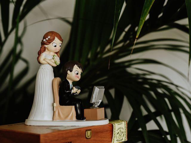 La boda de Marco y Dévora en Tacoronte, Santa Cruz de Tenerife 33