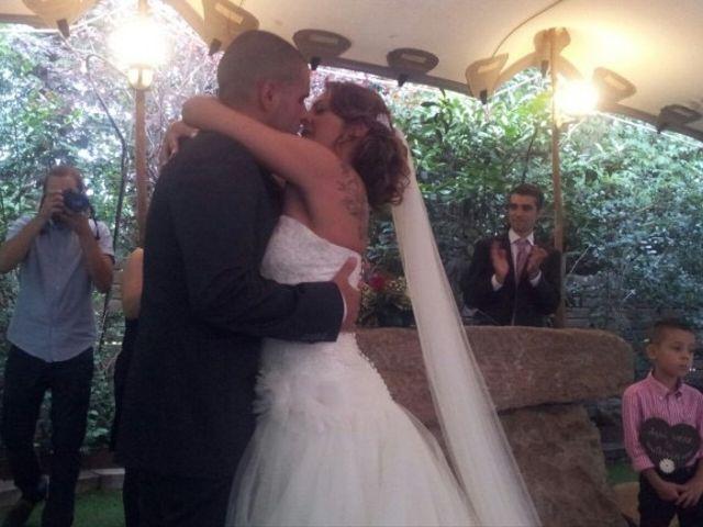 La boda de Enric  y Laura  en Palau De Plegamans, Barcelona 1