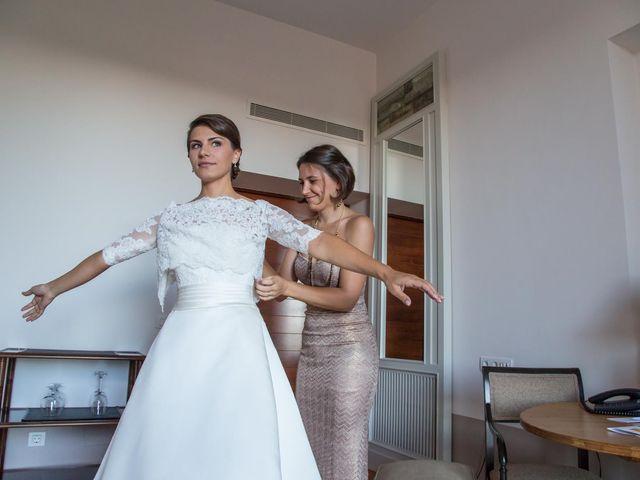La boda de Javier y Zinaida en San Ildefonso O La Granja, Segovia 15