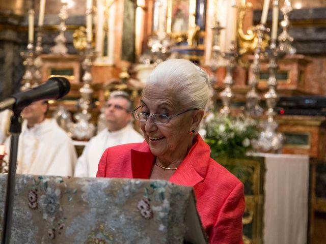 La boda de Javier y Zinaida en San Ildefonso O La Granja, Segovia 29