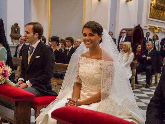 La boda de Javier y Zinaida en San Ildefonso O La Granja, Segovia 30
