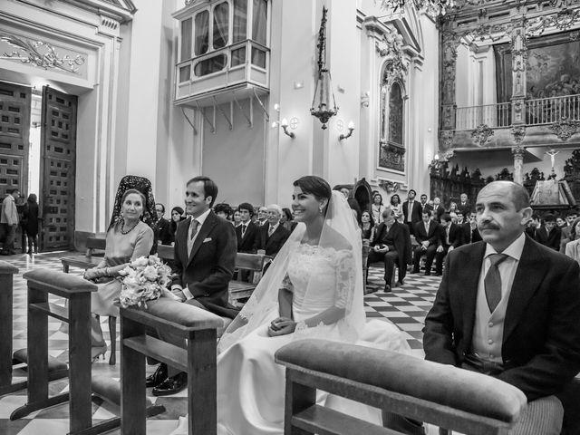 La boda de Javier y Zinaida en San Ildefonso O La Granja, Segovia 32