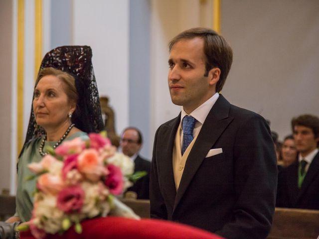 La boda de Javier y Zinaida en San Ildefonso O La Granja, Segovia 34