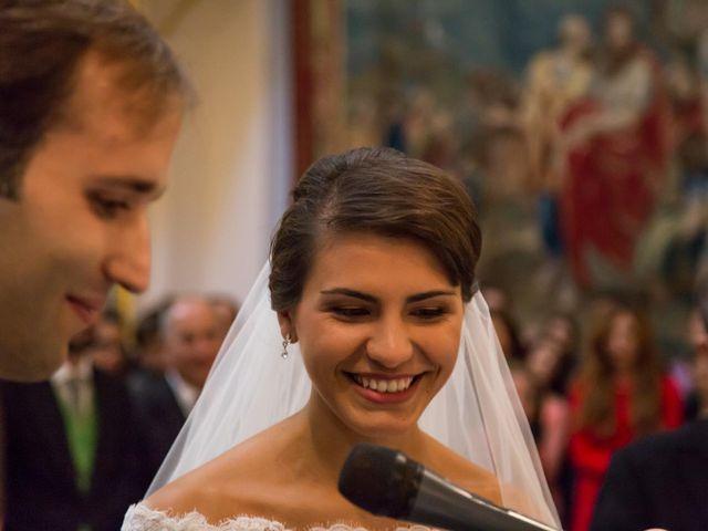 La boda de Javier y Zinaida en San Ildefonso O La Granja, Segovia 37