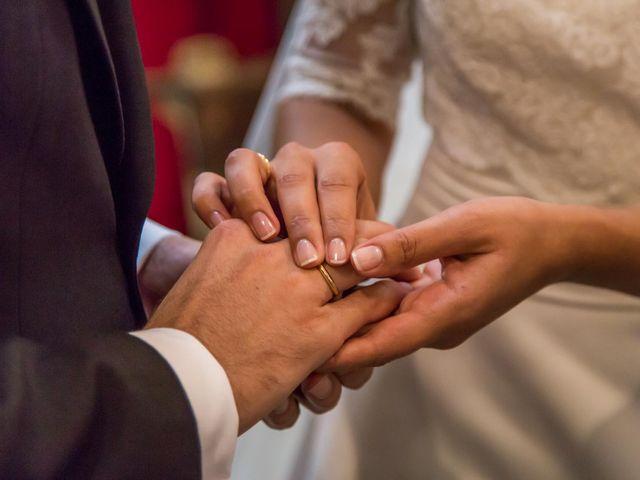 La boda de Javier y Zinaida en San Ildefonso O La Granja, Segovia 40