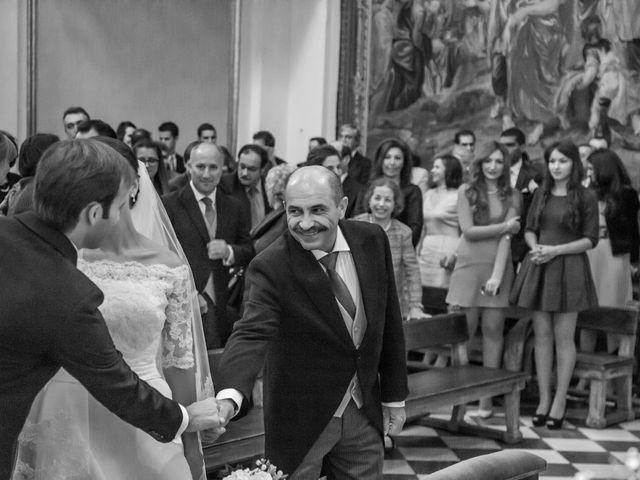 La boda de Javier y Zinaida en San Ildefonso O La Granja, Segovia 41