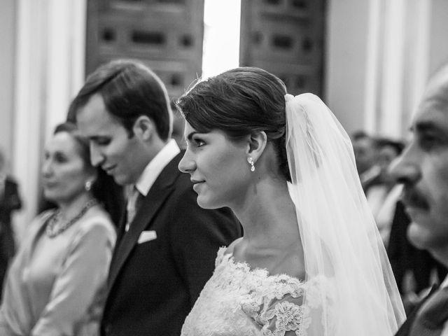 La boda de Javier y Zinaida en San Ildefonso O La Granja, Segovia 42