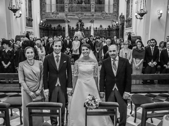La boda de Javier y Zinaida en San Ildefonso O La Granja, Segovia 43