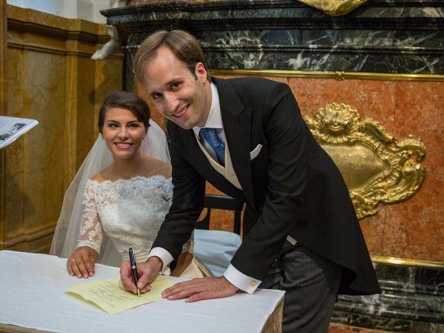 La boda de Javier y Zinaida en San Ildefonso O La Granja, Segovia 44
