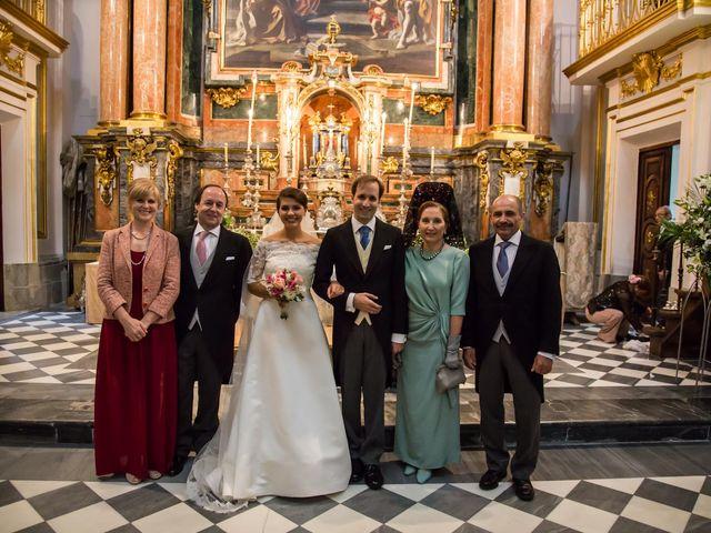 La boda de Javier y Zinaida en San Ildefonso O La Granja, Segovia 46