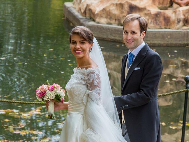 La boda de Javier y Zinaida en San Ildefonso O La Granja, Segovia 64