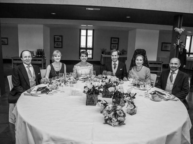 La boda de Javier y Zinaida en San Ildefonso O La Granja, Segovia 71