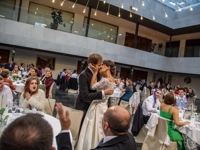 La boda de Javier y Zinaida en San Ildefonso O La Granja, Segovia 80