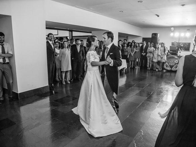 La boda de Javier y Zinaida en San Ildefonso O La Granja, Segovia 85