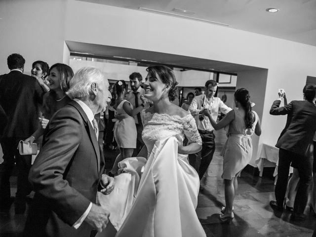 La boda de Javier y Zinaida en San Ildefonso O La Granja, Segovia 87