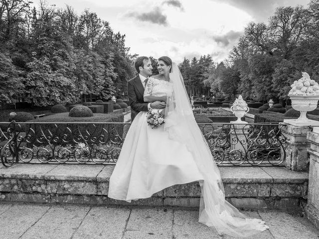 La boda de Javier y Zinaida en San Ildefonso O La Granja, Segovia 91