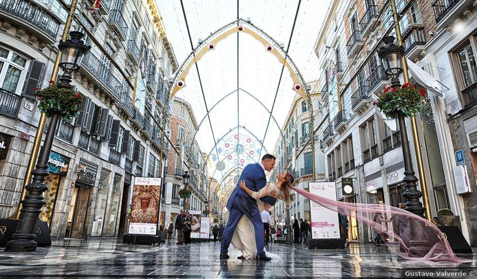 La boda de Jorge y Merche en Alhaurin De La Torre, Málaga