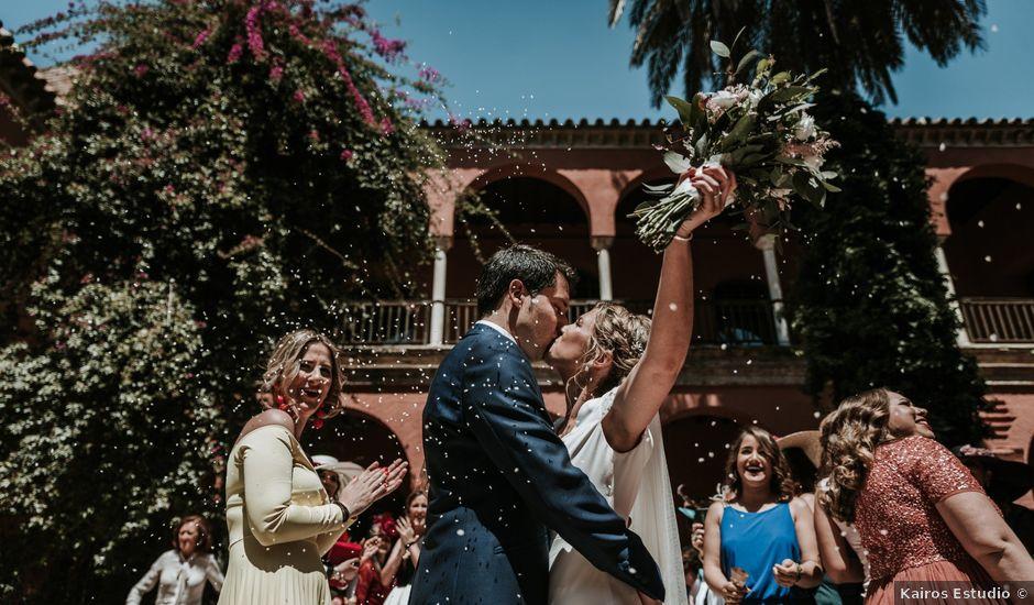 La boda de Sebas y Marta en Palma Del Rio, Córdoba