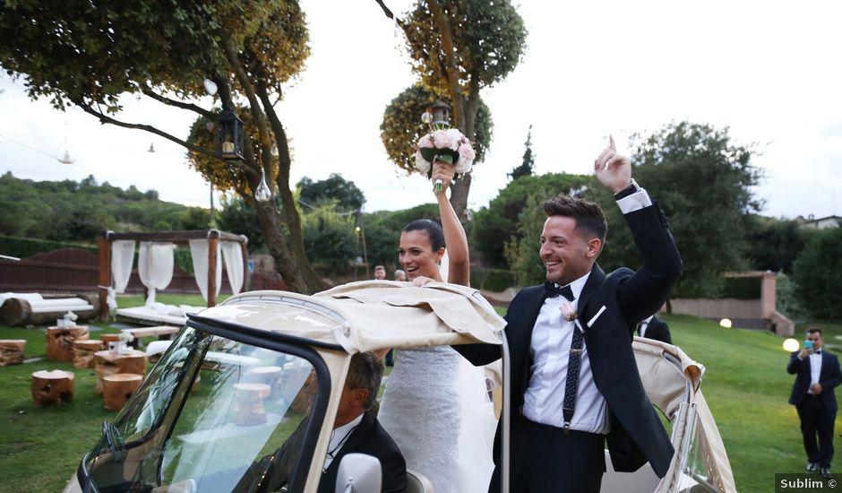 La boda de Jonathan y Anna en Sant Cugat Del Valles, Barcelona