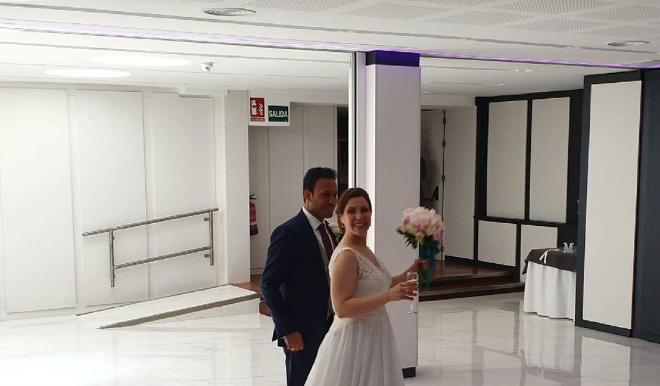 La boda de Mahesh  y Beatriz  en Madrid, Madrid